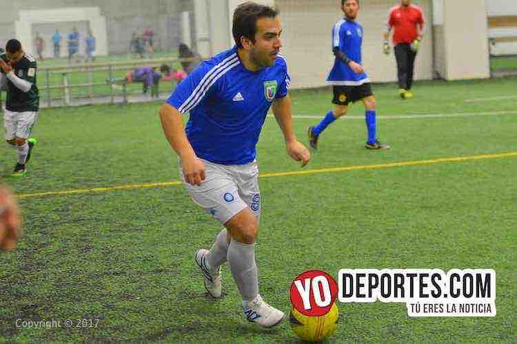 Douglas Boys-CD Victoria-Liga Douglas-Chicago soccer