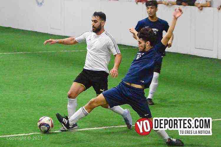 Dynamic FC 5-3 A&L Towing en Mundi Soccer League