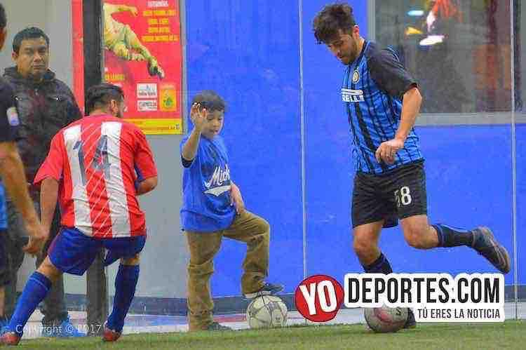 Honduras-Deportivo Garcia-5 de Mayo Soccer League-futbol indoor