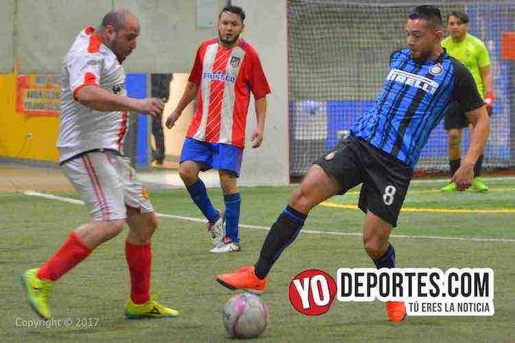 Honduras-Deportivo Garcia-5 de Mayo Soccer League-indoor chicago futbol