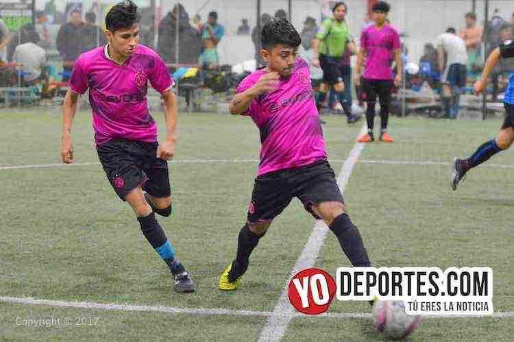Honduras-Deportivo Garcia-5 de Mayo Soccer League