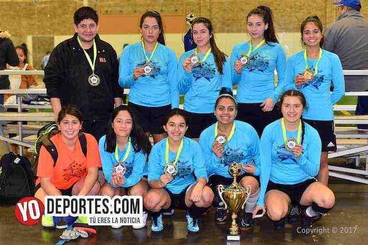 Las Azules ganan Juego de Estrellas Femenil de la Liga San Francisco