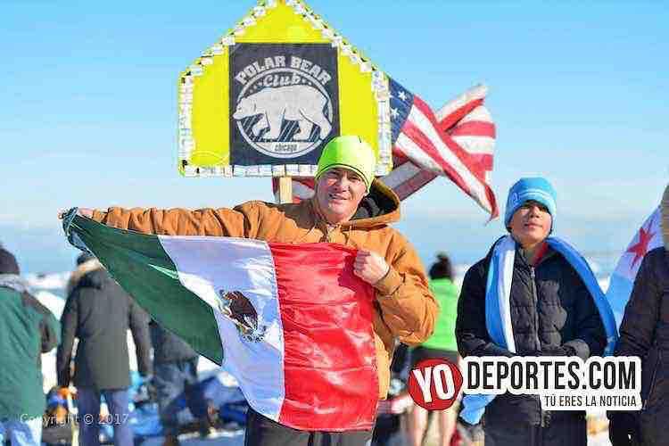 Lorenzo Ochoa-Chicago Polar Plunge-Lago Michigan-North Beach