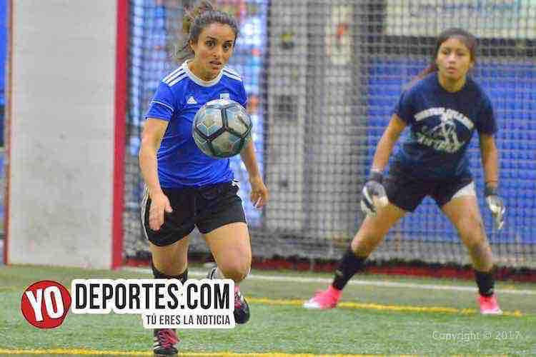 Mele Hernandez-Real Michoacan-Nacional FC-AKD-Women Premier Academy Soccer League