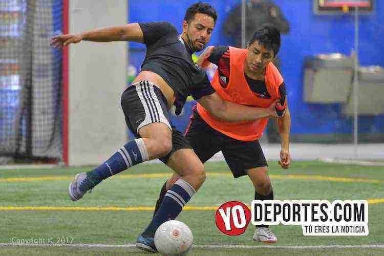 Mercadito-Boca Jr-Coed-Liga Latinoamericana-Victor Trujillo-Chicles-
