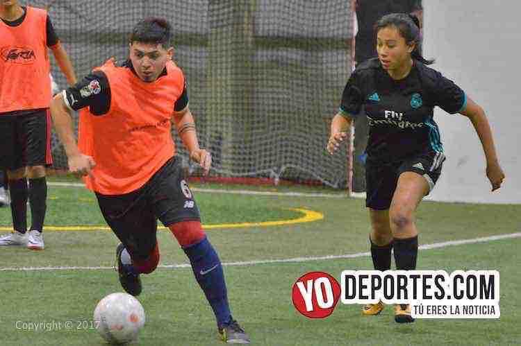 Mercadito-Boca Jr-Coed-Liga Latinoamericana-futbol chicago