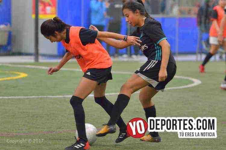 Mercadito-Boca Jr-Coed-Liga Latinoamericana-futbol mixto