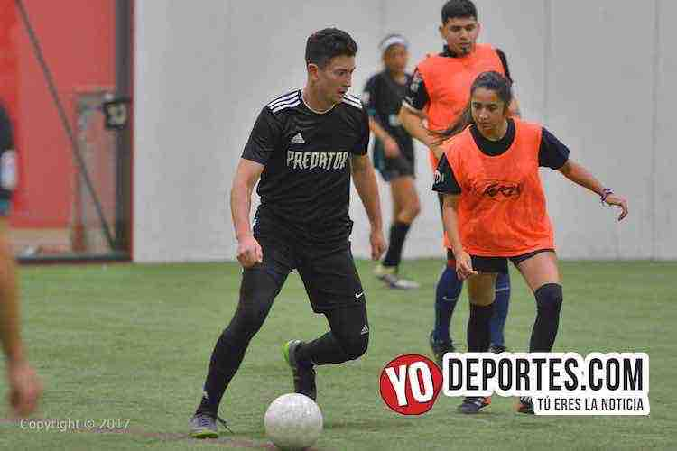 Mercadito-Boca Jr-Coed-Liga Latinoamericana-mujeres futbolistas