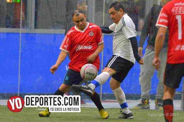 Morelos IV-U de G-Liga 5 de Mayo-futbol chicago