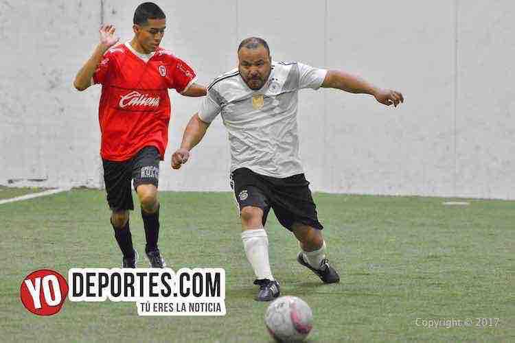 Morelos IV-U de G-Liga 5 de Mayo-futbol indoor chicago