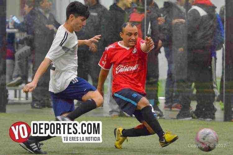 Morelos IV-U de G-Liga 5 de Mayo-indoor chicago soccer