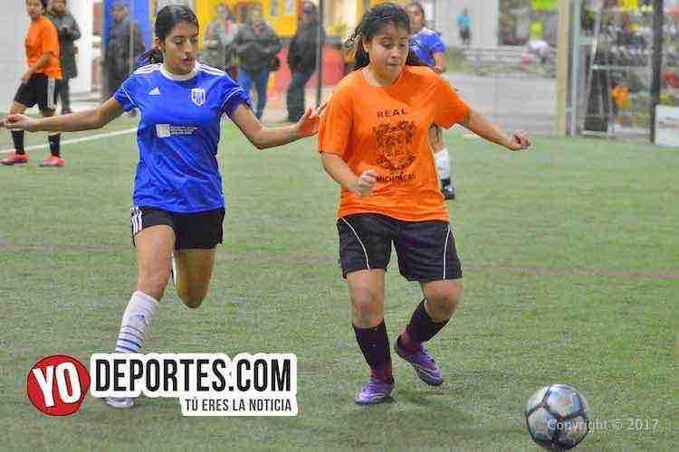 Real Michoacan-Nacional FC-AKD-Women Premier Academy Soccer League-women soccer