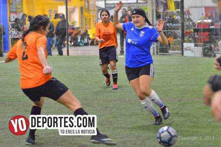 Real Michoacan-Nacional FC-AKD-Women Premier Academy Soccer League