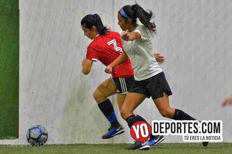 UCSN Gonzo-Real FC-AKD-Women Premier Academy Soccer League-chicago futbol femenil