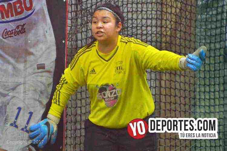 UCSN Gonzo-Real FC-AKD-Women Premier Academy Soccer League-portera mujeres