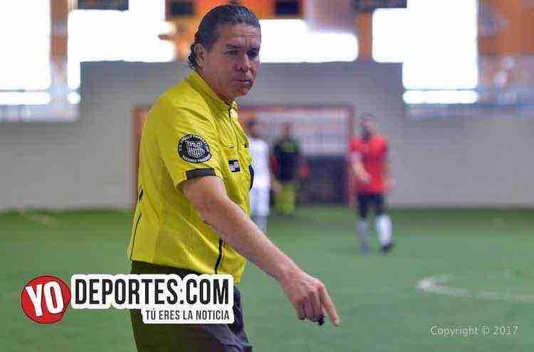 Arbitro Jorge Ruiz-Deportivo Cano-Gladiadores-Liga Interamericana