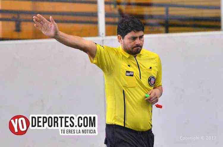 Arbitro Manny Duran-Deportivo Cano-Gladiadores-Liga Interamericana