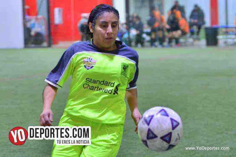 Atletico Femenil-AKD Premier Academy Soccer League-chicago indoor futbol
