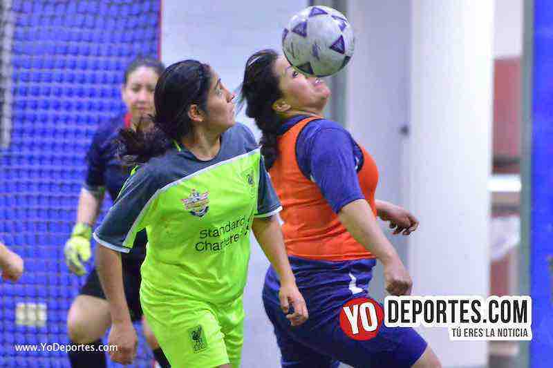 Atletico Femenil-AKD Premier Academy Soccer League-mujeres futbolistas