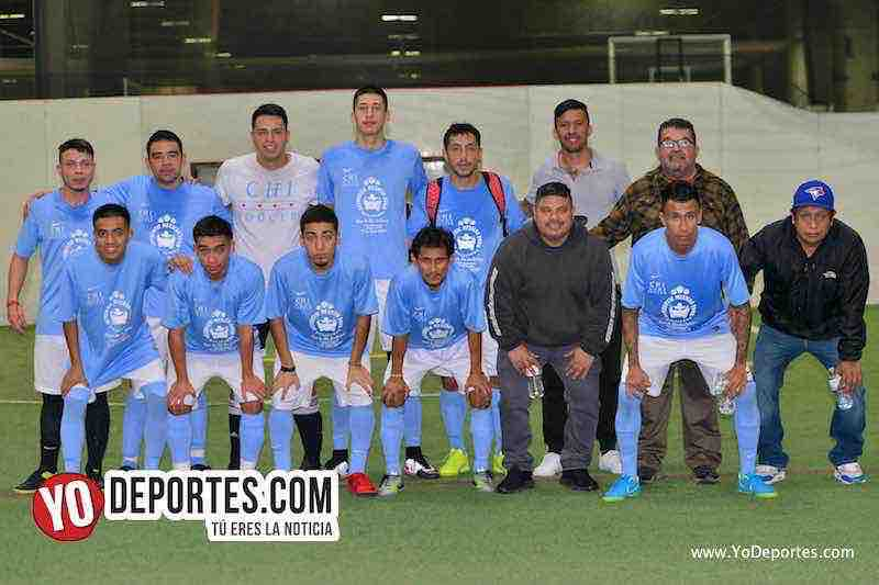 Chicago Soccer llega a 32 puntos en la Champions de la Liga Latinoamericana