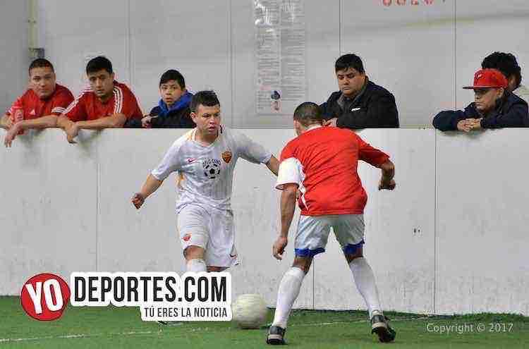 Deportivo Cano-Gladiadores-Liga Interamericana-chitown indoor futbol