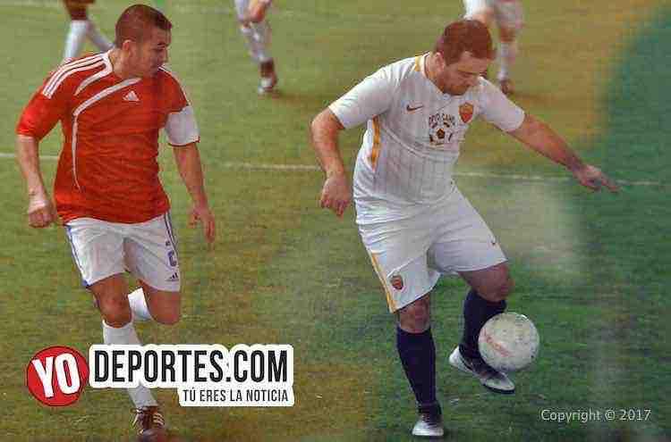 Deportivo Cano-Gladiadores-Liga Interamericana-indoor futbol