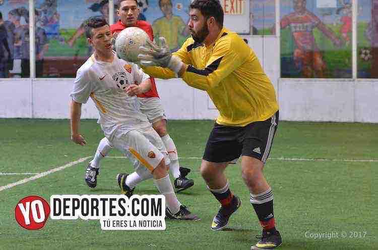 Deportivo Cano-Gladiadores-Liga Interamericana-portero