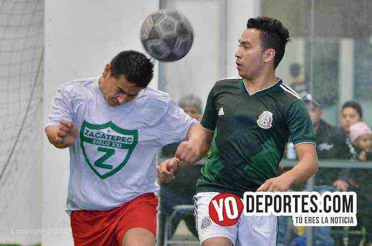 Douglas Boys-Zacatepec-Liga Douglas-indoor futbol