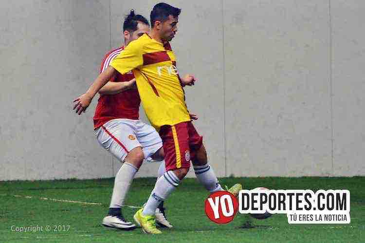 Gladiadores-La Cruz-Liga Interamericana-Chitown Futbol-indoor chicago