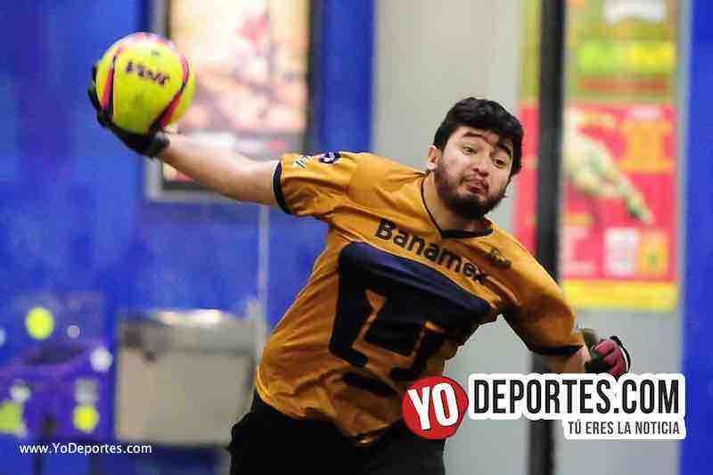 Hayden Diaz portero-UNAM-Pumas Floresta-Liga 5 de Mayo