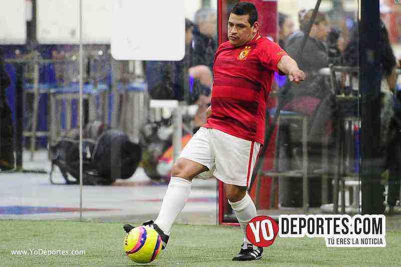 Hidalgo Veracruz-Deportivo Azteca-Liga 5 de Mayo-chicago-indoor futbol