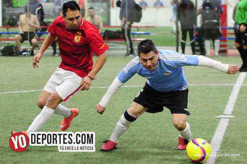 Hidalgo Veracruz gana pero Toluca sigue de líder en la Liga 5 de Mayo