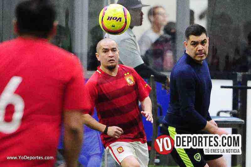 Hidalgo Veracruz-Deportivo Azteca-Liga 5 de Mayo soccer league