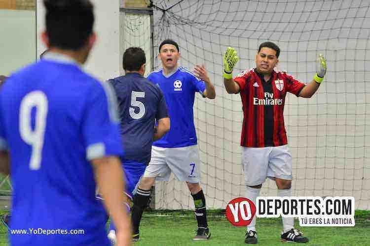 Iramuco contra Deportivo Amistad Liga Douglas-futbol chicago