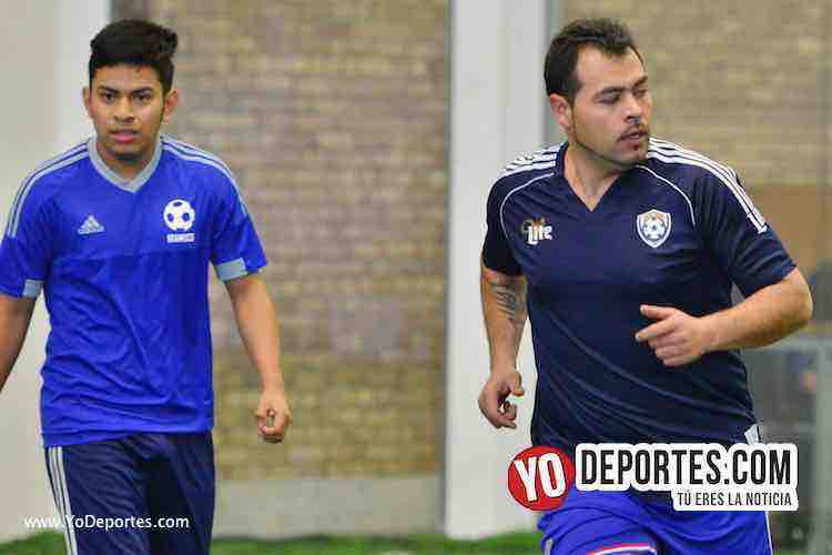 Jose Fraire-Iramuco contra Deportivo Amistad Liga Douglas