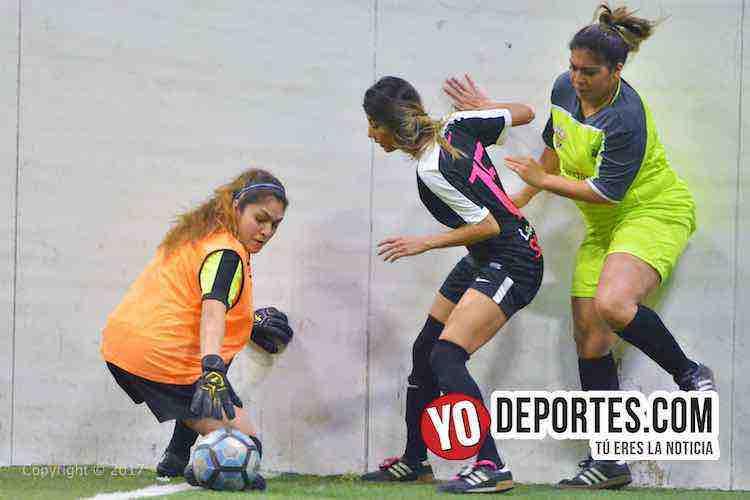 Definida final de la Champions Femenil: Lady Sharks vs Real Michoacán