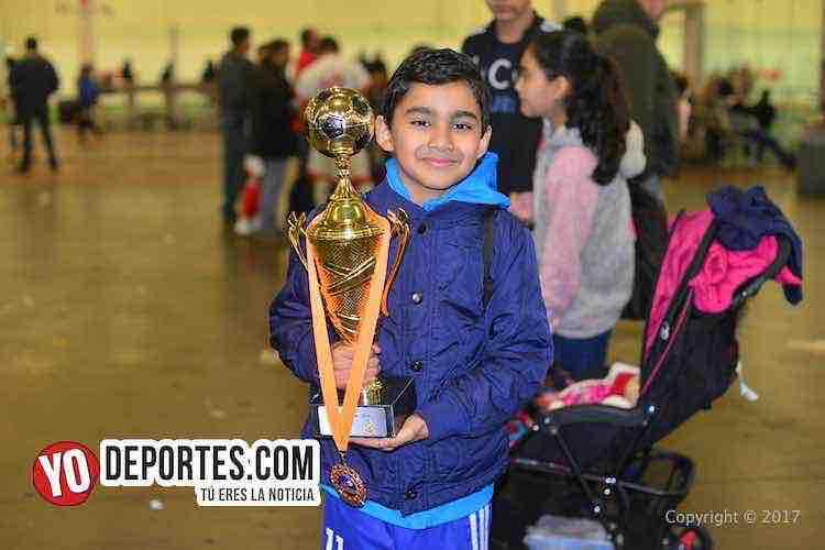 Liga San Francisco-Chicago-Finales infantiles-Axel