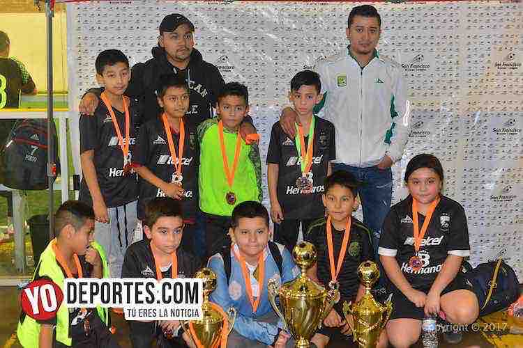 Liga San Francisco-Chicago-Finales infantiles-Leon