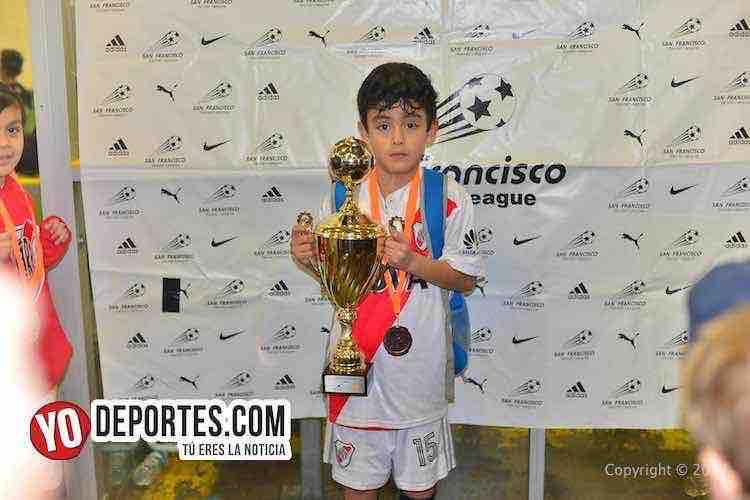 Liga San Francisco-Chicago-Finales infantiles-finales soccer