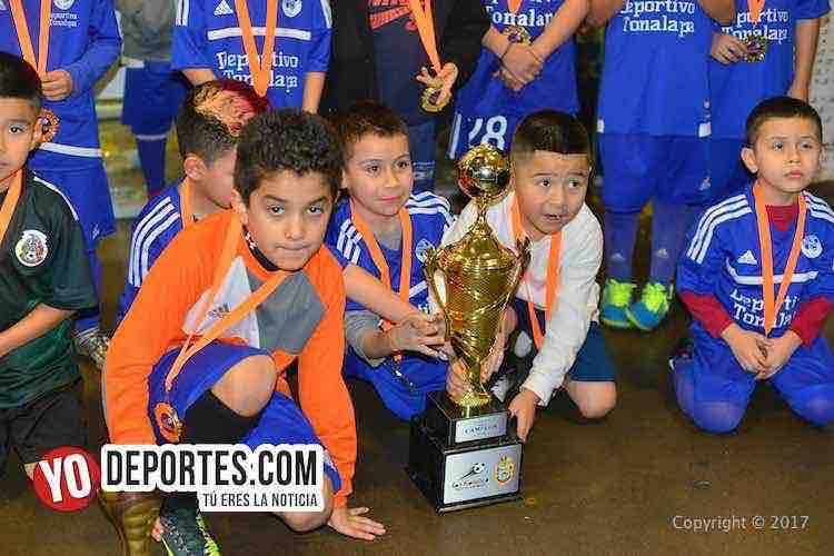 Liga San Francisco-Chicago-Finales infantiles-kids