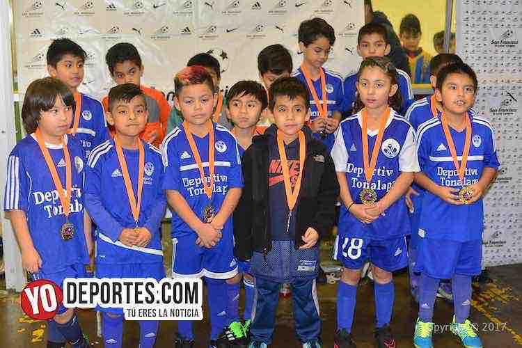 Liga San Francisco-Chicago-Finales infantiles