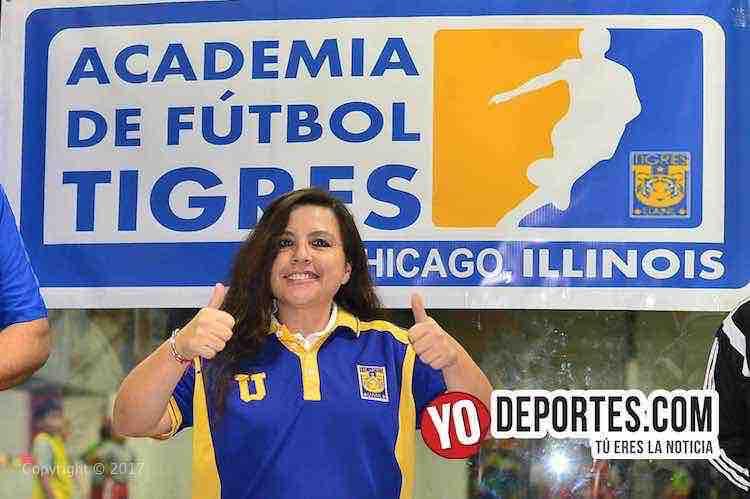 Chicago tiene su primera Academia Club Tigres de Monterrey