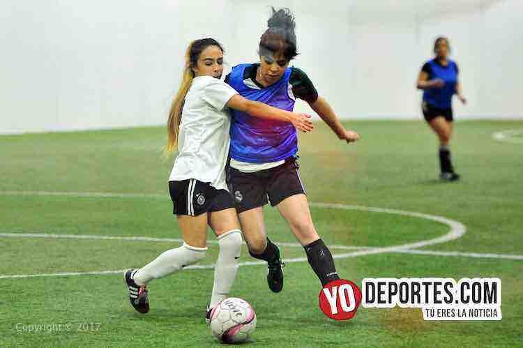 Azteca de Oro y Toluca nuevos líderes en la Liga 5 de Mayo