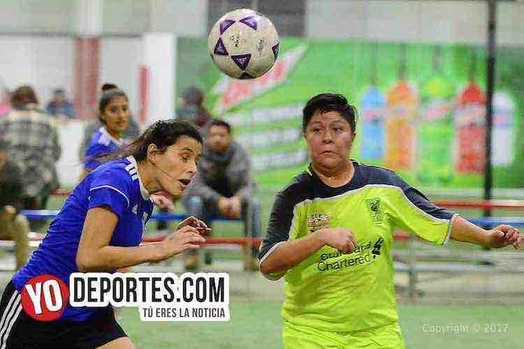 Nacional FC derrota al Atlético Femenil y va contra Lady Sharks en la Champions Femenil