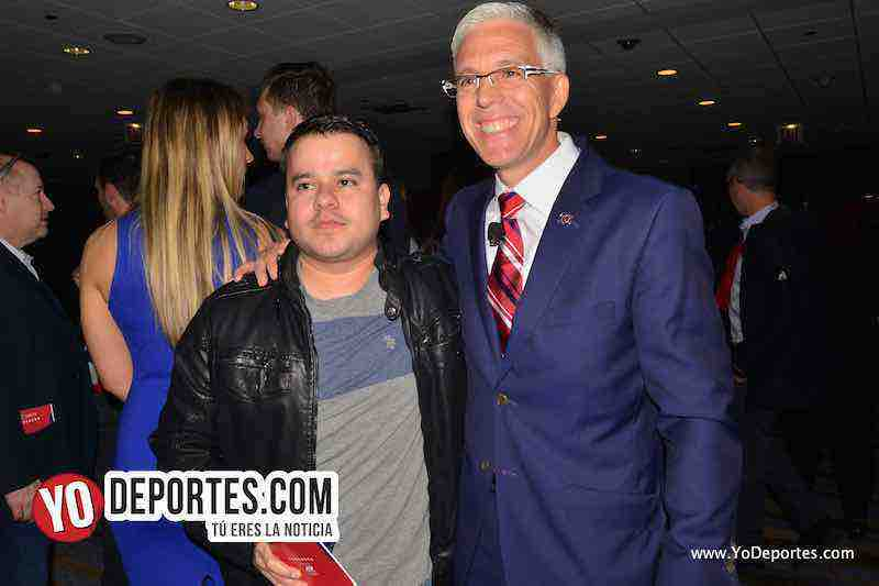 Nelson Rodriguez-Chicago Fire-Kick Off Luncheon