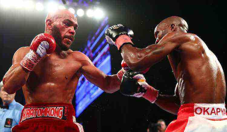 Paulus Moses_Ray Beltran campeon OMB