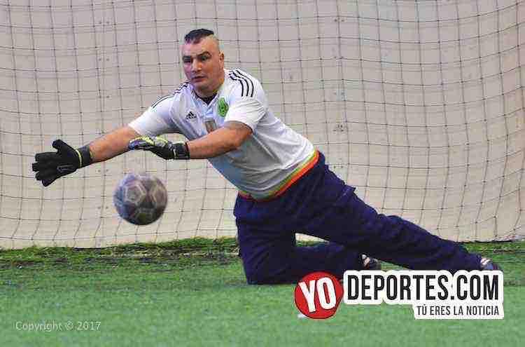 Portero Martin Solis-Douglas Boys-Zacatepec-Liga Douglas