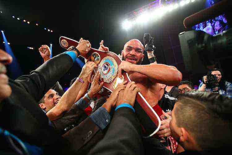Ray Beltran campeon OMB