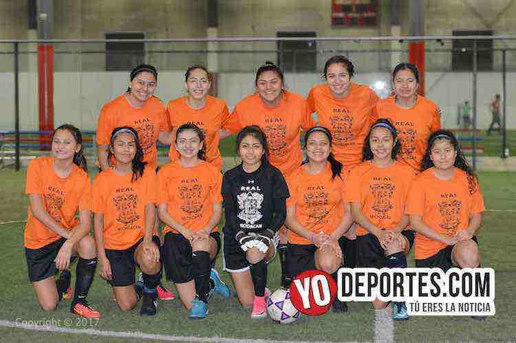 Real Morelia Champions Femenil Premier Academy Soccer League