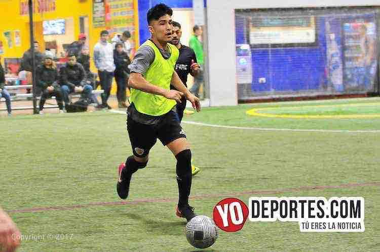 Red Fire-Dynamic FC-Liga Latinoamericana-Adrian Barrera